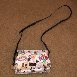 Disney Sketch Nylon Crossbody Bag by Dooney&Bourke